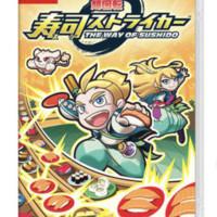 Nintendo 任天堂 NS卡带《超回转:寿司强袭者寿司道之路》英文