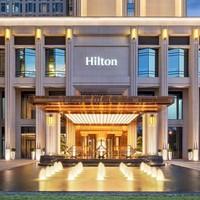 限时升级行政房!成都协信中心希尔顿酒店 希尔顿客房2晚(含2份早餐+双人下午茶)
