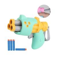 Abay 软弹玩具手枪 2支装(36个子弹+2个手环)