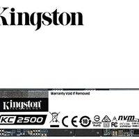 Kingston 金士顿 KC2500 固态硬盘 M.2(NVMe) 250GB