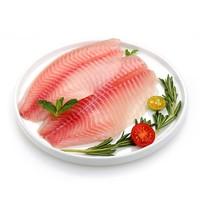 勤富 海南罗非鱼排/鲷鱼排 1.2kg