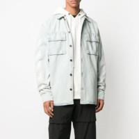 OFF-WHITE 14752337 男士牛仔衬衫