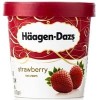 限地区:Häagen·Dazs 哈根达斯 草莓口味 冰淇淋 100ml *6件