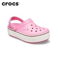 Crocs 卡骆驰 205434 女士沙滩洞凉鞋