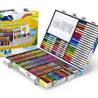 中亚Prime会员:Crayola 绘儿乐 创意展现艺术珍藏礼盒