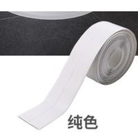 曲灵 瓷砖防水美缝贴 单折-白色22mm*3.2m