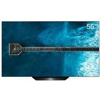 限地区:LG OLED55B9FCA 55英寸 4K OLED电视