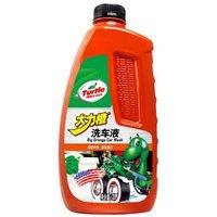 Turtle Wax 龟牌 G-4101 大力橙 高泡洗车液 2L *14件