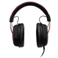 金士顿(Kingston)HyperXcloud2飓风游戏耳机吃鸡头戴式耳机电脑耳麦 飓风黑红7.1声道USB声卡 *3件