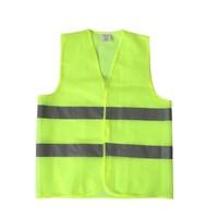 安立通 反光背心安全服 超薄荧光绿