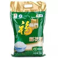 88VIP:福临门 稻花香 无常大米 5kg *5件