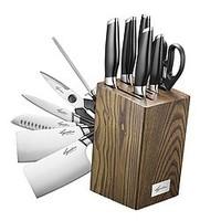 LAGOSTINA 拉歌蒂尼 不锈钢全套厨房刀具七件套