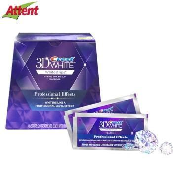 Crest 3D White 佳潔士 3D炫白美牙貼 1盒(20對/40片)