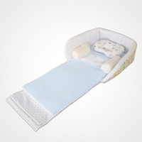 BabyBBZ 棒棒猪 便携式多功能婴儿床
