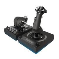 Logitech 罗技 X56 HOTAS RGB油门&摇杆控制器