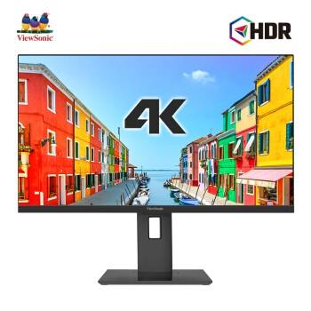ViewSonic 优派 VX2831-4K-HD 28英寸IPS显示器(4K、HDR10、100%sRGB)