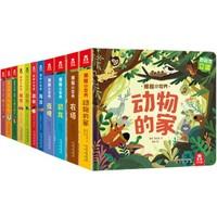 《乐乐趣·揭秘小世界》套装11册