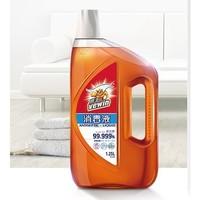 88VIP:立白 威王 衣物消毒液 1.25L *5件