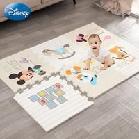 Disney 迪士尼 婴儿爬行垫 58*58*2cm(共6片装)