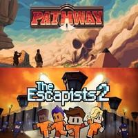 每日游戏特惠:Epic《Pathway》喜加一(稍后还将再加一),HB独立游戏新包上线