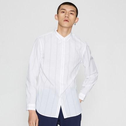 MECITY  527166 男士长袖衬衫