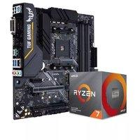 百亿补贴:MSI 微星 B450M MORTAR MAX 迫击炮 主板 + AMD R5-3600X 盒装CPU处理器 板U套装