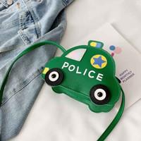 移动专享:KIDNOAM 儿童可爱汽车单肩包