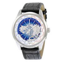 JAEGER-LECOULTRE 积家 地球物理通用时间 男士手表