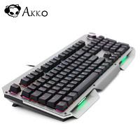 Akko 艾酷  6104 RGB 108键 机械键盘 Cherry红轴
