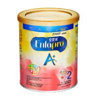 历史低价、小罐尝鲜:Mead Johnson 港版美赞臣 安婴宝 婴幼儿配方奶粉 2段 400g