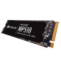 百亿补贴:CORSAIR 美商海盗船 FORCE 系列 MP510 NVMe M.2 SSD固态硬盘 256GB