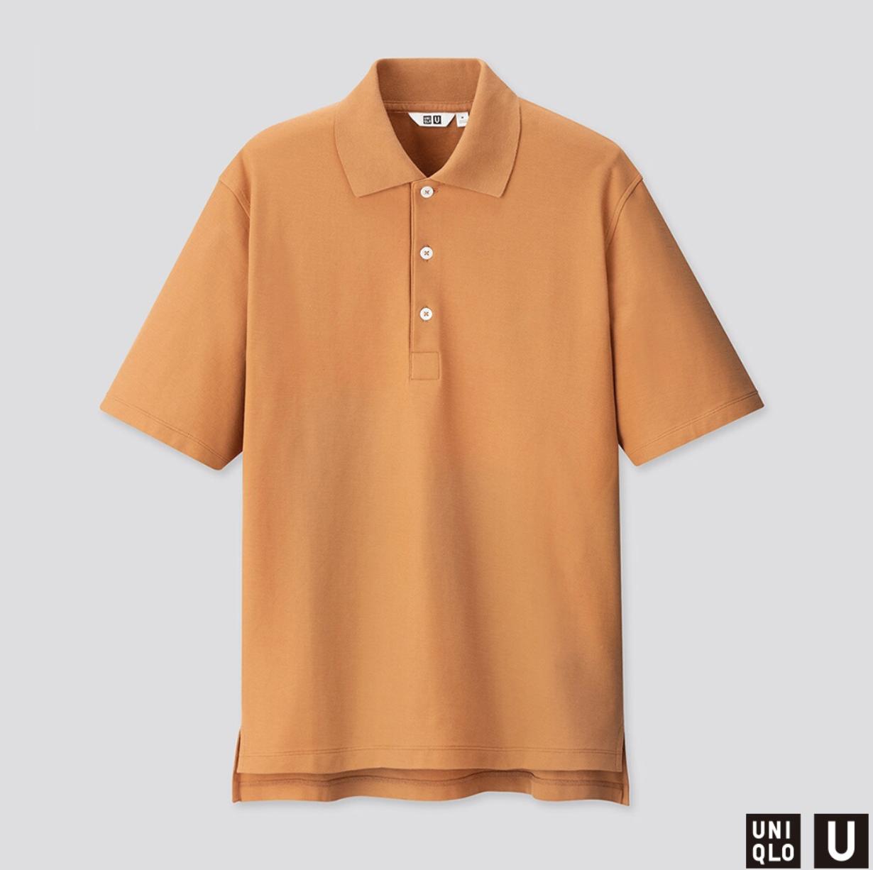 UNIQLO 优衣库 U系列 423241 男款短袖POLO衫