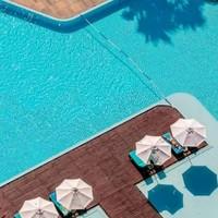 三亚山海天大酒店·傲途格精选 摩登格全海景房2晚 含早餐+双人下午茶