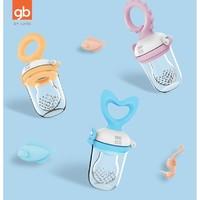 gb 好孩子 婴儿硅胶牙胶咬咬袋