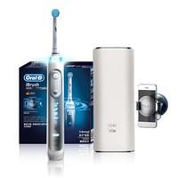BRAUN 博朗 欧乐B P8000银色简版 智能电动牙刷