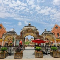 81300㎡亲子乐园!7大主题园区+40项游乐设施!上海安徒生童话乐园 亲子套票