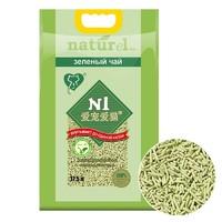 N1爱宠爱猫 绿茶豆腐猫砂 17.5L *3件
