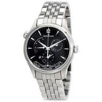 银联爆品日:Jaeger LeCoultre 积家 Q1428171 地理自动男士手表