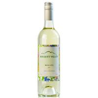 澳洲原瓶进口果味甜酒 香岱谷莫斯卡托微起泡甜白葡萄酒750ml单支装 *7件
