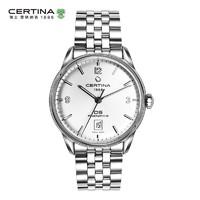 CERTINA 雪铁纳 C026.407.11.037.00 劲能系列 自动机械钢带男表