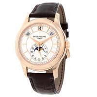 银联专享:Patek Philippe 百达翡丽 5205R-001 男士机械腕表
