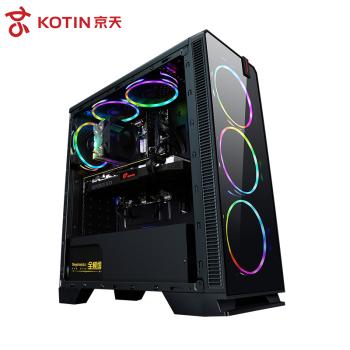 KOTIN 京天 組裝臺式機(i5-9400F、8GB、256GB、GTX1660 6G)
