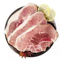 京东PLUS会员:BEAR'S PASTURE 熊氏牧场 猪大排片 1kg *4件