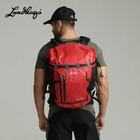 Lundhags隆哈新款登山包双肩男女户外徒步旅行野营防水背包