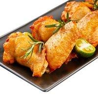 限地区、京东PLUS会员:CP 正大食品 泰式咖喱鸡翅 330g *8件