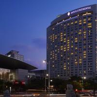 韩国首尔世贸中心洲际酒店 高级特大床房/高级双床房1晚