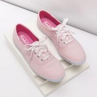 Keds WF54511 女士小粉帆布鞋