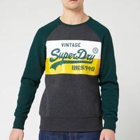 银联专享:Superdry 极度干燥 男士长袖T恤
