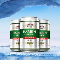 Harbin 哈尔滨啤酒 醇爽 330ml*24听