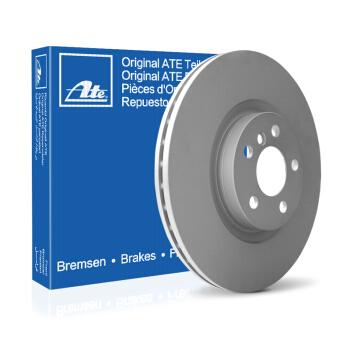 ATE刹车盘前盘 奥迪A7/2.8 3.0 S7/4.0保时捷Macan 深度渗碳 24.0130-0222.1